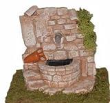 Presepe - Fontana Funzionante con anfora cm 18x16x16