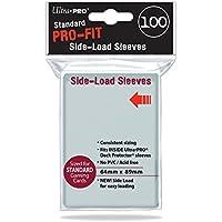 Ultra Pro 100 Pro-Fit Standard Side Load Deck Protectors - Inner Sleeves 84649