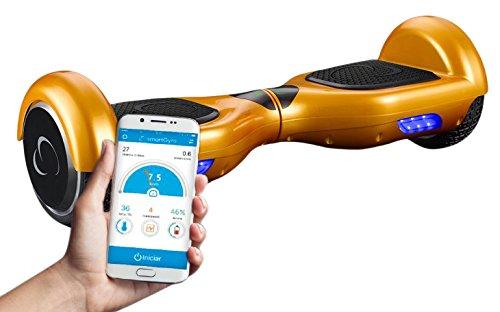 """SmartGyro X2 color oro, 6.5"""""""