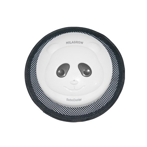 Milagrow RoboDuster Panda - India's Most Silent Robotic Floor Cleaner  available at amazon for Rs.5091
