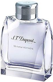 S.T. Dupont 58 Avenue Mountain - perfume for men -Eau de Toilette ،100 ml-