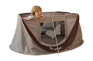 magicbed lit parapluie pop up b b chocolat b b s pu riculture. Black Bedroom Furniture Sets. Home Design Ideas