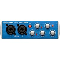PreSonus AUDIOBOX96 USB Audio Interface