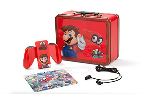 Power A - Lunch Box Tin Kit + Mario GS Design Nintendo