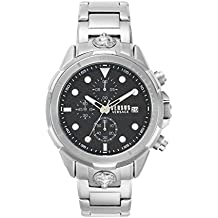 f9befe65d2da Amazon.es  relojes versace hombre