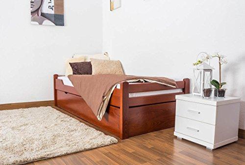 Kirsche Holz Einzelbetten (Einzelbett/Gästebett