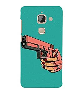 PrintVisa Designer Back Case Cover for LeEco Le Max 2 :: LeTV Max 2 (Painitings Watch Cute Fashion Laptop Bluetooth )