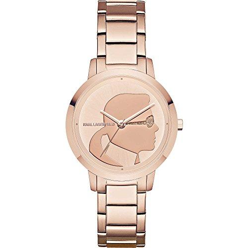 Reloj solo tiempo para mujer Karl Lagerfeld Camille Casual Cod. kl2222