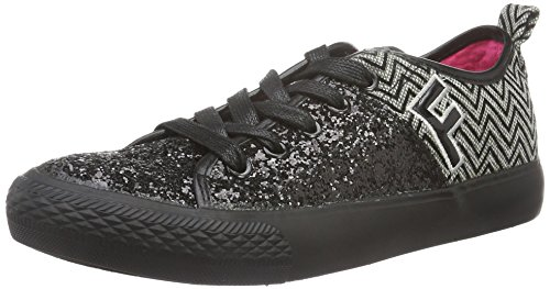 Fiorucci Fdad020, Baskets Basses Femme Noir - Noir