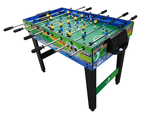 Best Sporting Tischkicker Multi mit 10 verschiedenen Spielen