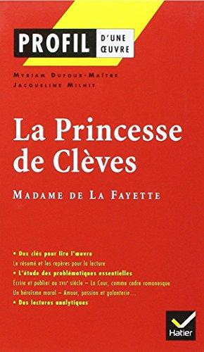 La Princesse de Clèves par Marie-Madeleine La Fayette