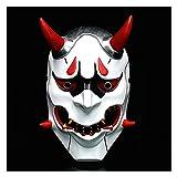 Maske YN Harz böse Geister Harajuku japanische Geist Krieger Geist Gesicht Teufel japanische böse Geist