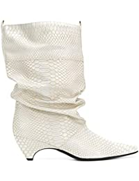 Stella Mccartney Mujer 515450W07609000 Blanco Poliuretano Botines