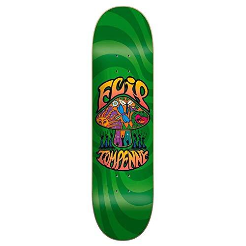 """Flip Loveshroom Green 8.25\"""" Skateboard Deck"""