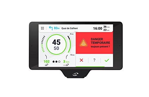 COYOTE NAV+ : l'avertisseur GPS avec navigation intégrée