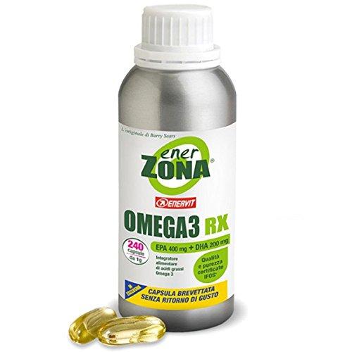 Omega 3 Rx Aceite De Pescado 240X1Generzona 320G