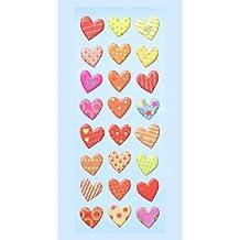 HobbyFun Sticker *Herzen II* 3451314 NEU
