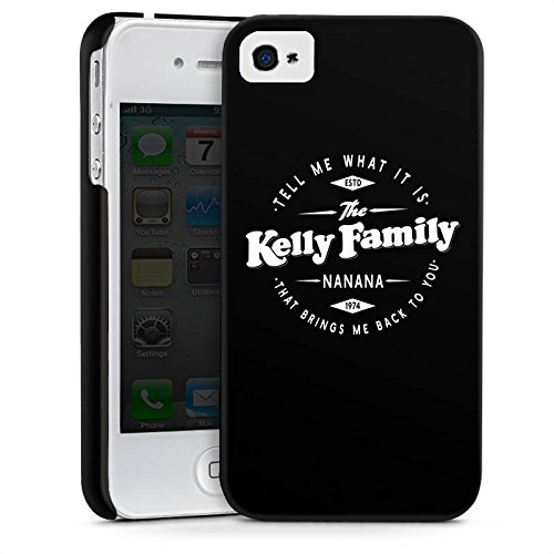 Apple iPhone 6 Silikon Hülle Case Schutzhülle The Kelly Family Nanana Merchandise Fanartikel Premium Case glänzend
