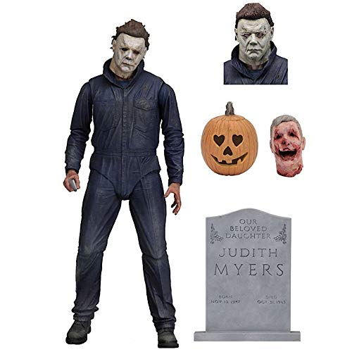 Neca Halloween 2018 Movie Ultimate Michael Myers 18cm Scale Action Figur