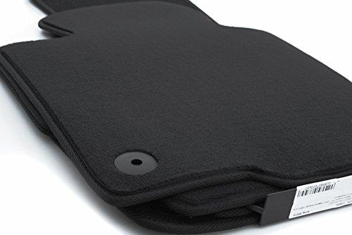 Fußmatten / Autoteppich Set Velours Original Qualität 4-teilig