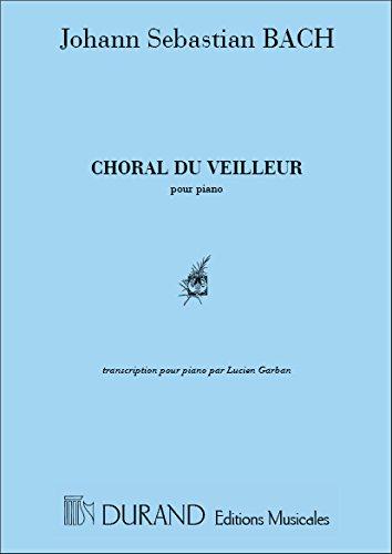 Choral du veilleur pour piano