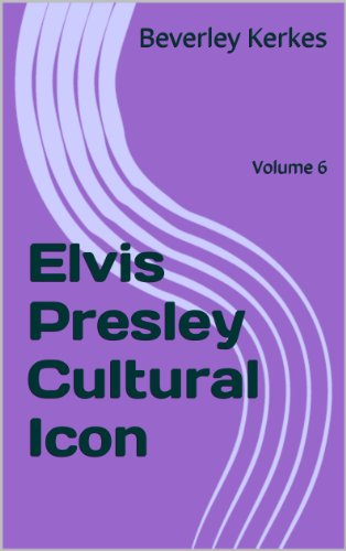 Elvis Presley Cultural Icon Volume 6 (Facts, Figures and Fashions) (English (Presley Elvis Jumpsuits)