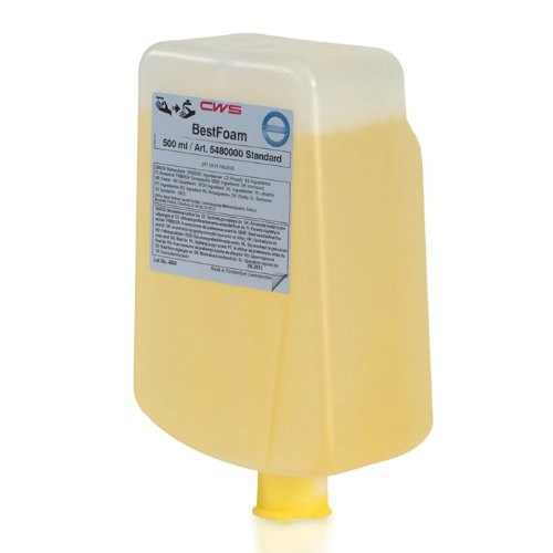CWS BestCream Seifencreme Standard 12 x 500 ml