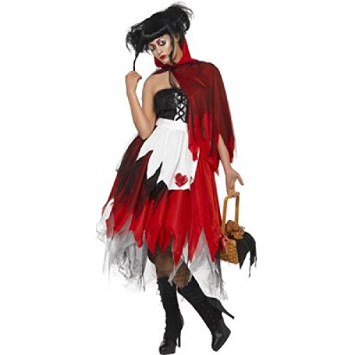 ILOVEFANCYDRESS Naughty Biting Hood Kostüm in der Grösse -M ()