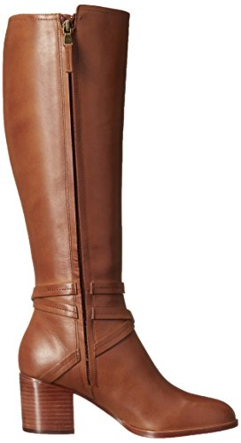 Lauren Ralph Lauren Geena Riding Boot Polo Tan
