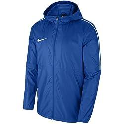 Nike Park 18 Football Jacket Veste Homme, Royal Blue White, FR : L (Taille Fabricant : L)