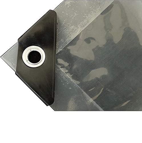 Zoom IMG-2 tenda in plastica trasparente polietilene