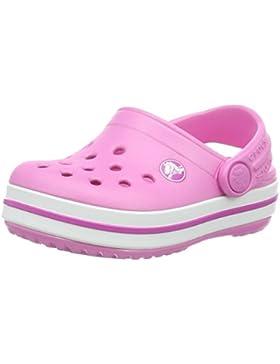 Crocs Crocband Clog K Ptpk, Zuecos Unisex Niños