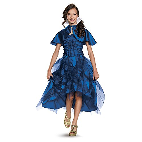 Disguise 88130G Evie Coronation Deluxe Costume, Large (Kostüme Evie Halloween)
