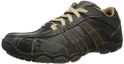Skechers Diameter-Vassell,  Men's Shoes,  Black/Tan -5.5 UK (39 EU)