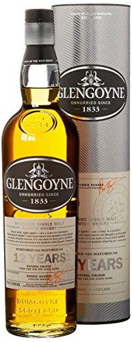 Glengoyne 12 Jahre Highland Malt (1 x 0.7 l) (Kokosnuss-wasser)