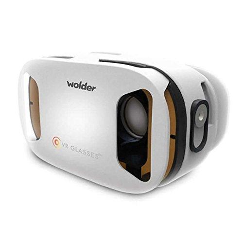 Wolder - Vr glasses - gafas de realidad virtual 3d - video...