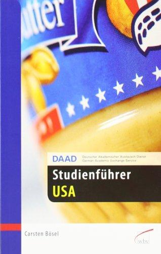 DAAD-Studienführer USA