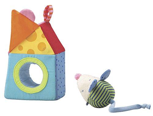 Haba 985 Maus im Haus, Kleinkindspielzeug