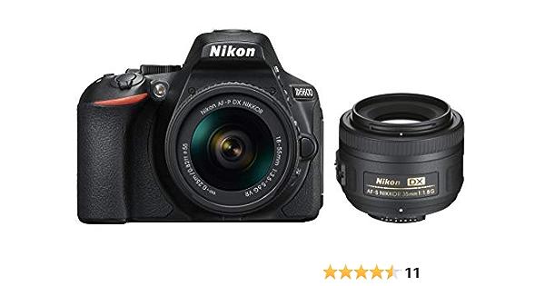 Nikon D5600 Digital Slr Im Dx Format Mit Af P Dx Kamera