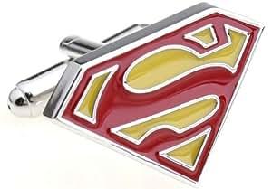 Cheri-Bouton de Manchette Superman héro
