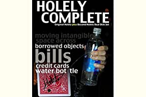 Holely Complete (Original + Beyond Holely) by Will Tsai and SM Productionz - Tricks