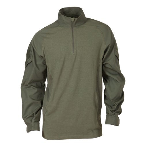 5.11 Tactical Tdu Men's Rapid Tec Shirt Long Sleeve Braun Multi Camo TDU Green