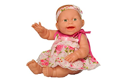 sunshine aria baby 9 inches realistic girl doll for kids - 41iJnvx31HL - Sunshine Aria Baby 9 Inches Realistic Girl Doll For Kids