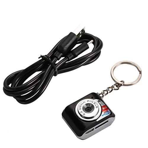 Mini DV, Portable HD 1280 * 720 Mini Kamera X3 Wechseldatenträger-PC-Unterstützung TF-Karte Micro Secure Digital Memory Card