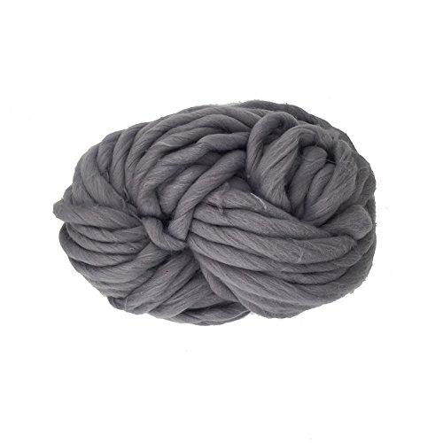 Orfila Pelote en Laine Bonbon en Acrylique, Fil Laine épaisse en Acrylique pour Tricot Crochet Crafts Tels que Snood pull Écharpe Lit pour 25m, Idéal pour Tout Projet de Tricot