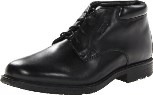 Rockport Men's Essential Details Waterproof Dress Chukka Boot (Herren-schuhe-kleid-2e)