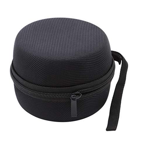 L_shop Bluetooth-Lautsprechersäulentasche Nylon-Reißverschluss Outdoor-Reisekoffer mit Tragegurt Tragbarer Tragekoffer