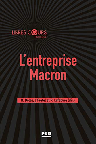 L'entreprise Macron PDF Books