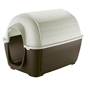 Ferplast Kenny Mini Dog Kennel, 40 x 66 x 40 cm