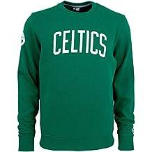 New Era NBA BOSTON CELTICS Team Apparel Crew Sweatshirt, Größe:XXL